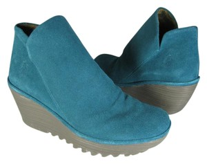 FLY London blue Boots