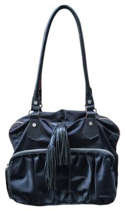 MZ Wallace Nylon Special Edition Satchel Tassels Shoulder Bag