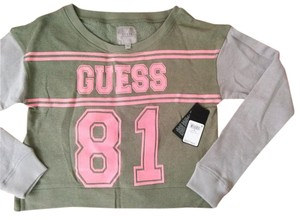 Guess Logo Applique Sweatshirt