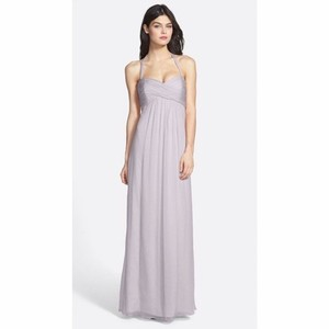 Amsale Dove Amsale Dove Halter Dress