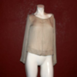 Kain Label Silk Top GRAY