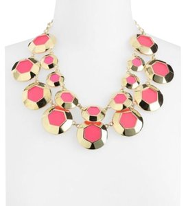 Kate Spade Kate Spade Bryce PINK Necklace NWT Classic Reversible