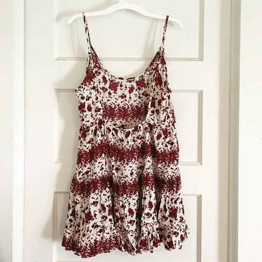 e1595a7e8d2 Brandy Melville Cream  Floral - Rose Jada Dress - 18% Off Retail outlet