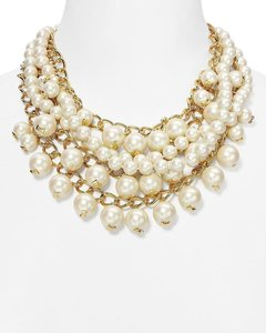 Kate Spade Kate Spade Parlour Pearls Necklace NWT Perfect Modern Pearl Strands