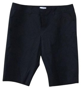Christin Michaels Bermuda Shorts Black