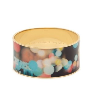 Kate Spade Kate Spade Bright Lights Big City Bracelet NWT Iconic Camera Shot