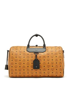 MCM Travel Weekender Nwt Cognac Travel Bag