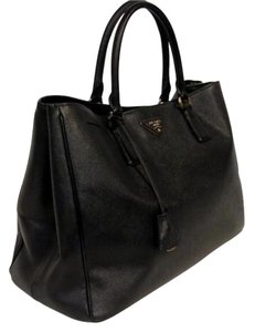 Prada #prada Sexy Tote Business Lady Satchel in Black