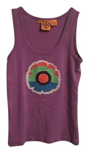 Tory Burch Top Purple multi