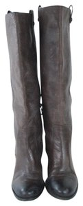 Vince Camuto Leather Gianna Knee Boots