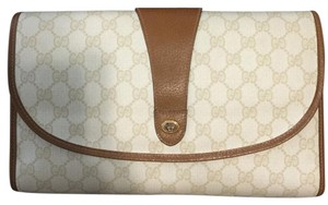 Gucci Ivory Clutch