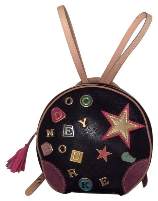 Item - Multicolor Leather Backpack