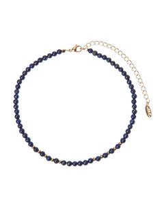 Ettika Lapis Choker Necklace