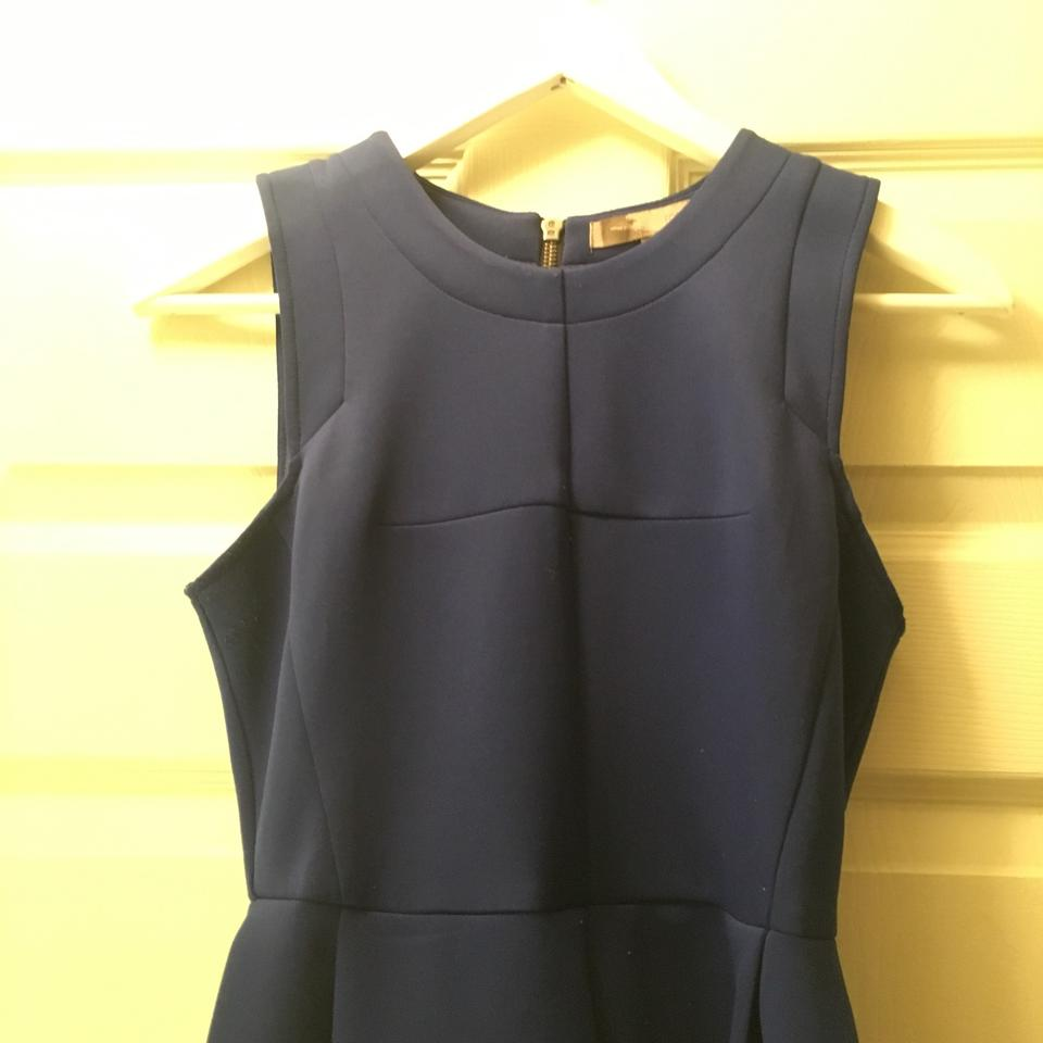 895c24d8d265 Forever 21 Navy Blue Mini Short Casual Dress Size 2 (XS) - Tradesy