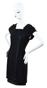 Roberto Cavalli Rag Bone Paneled Dress