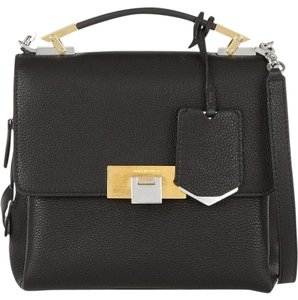Balenciaga Mini Soft Leather Cartable Cross Body Bag