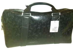 Jack Spade Black Travel Bag