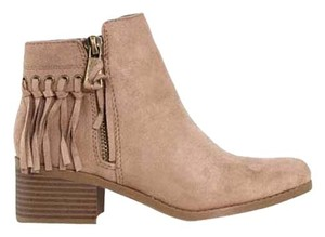 City Classified Taupe Boots