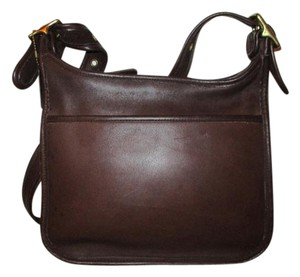 Coach Leather 9966 Classic Shoulder Bag