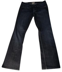 William Rast Boot Cut Jeans-Dark Rinse