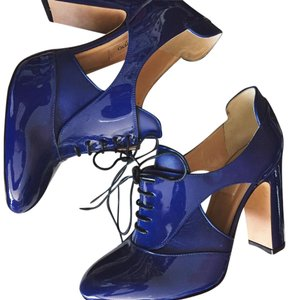 Valentino Garavani blue Pumps