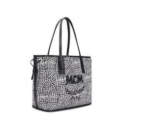 MCM Handbag Handbag Visetos Tote in Black