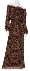 Animal Print Maxi Dress by Rachel Zoe