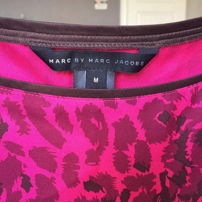 Marc by Marc Jacobs Top Magenta Image 1