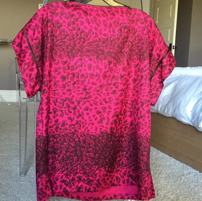 Marc by Marc Jacobs Top Magenta Image 4