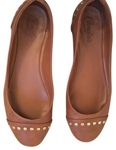 Candie's brown Flats