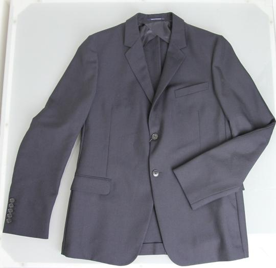 Gucci Navy Men's Wool/Mohair Coat Jacket Blazer Eu 52/ Us 42 295389 Groomsman Gift Image 5
