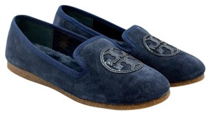 Tory Burch 34406 Bright Navy Flats