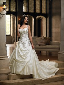 Mon Cheri Brand New Regina Wedding Dress