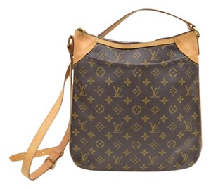 Louis Vuitton Odeon Pm Monogram Shoulder Bag