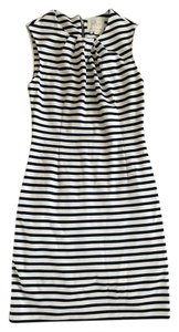 Kate Spade short dress Blue White Stripes on Tradesy