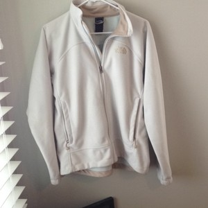 The North Face Cream Jacket