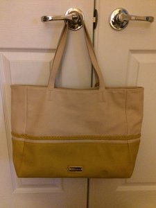 Big Buddha Tote in beige