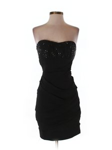 Ruby Rox Bodycon Silhouette Sequin Dress