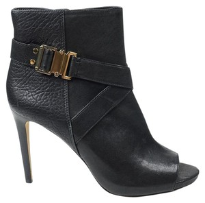 Vince Camuto Fruell Open Toe 9 Black Boots