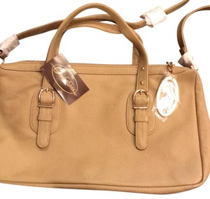 Onna Ehrlich Satchel in Tan