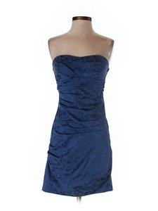 Ruby Rox Holiday Dinner Party Cocktail Strapless Dress