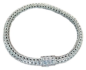 John Hardy Classic Braided Chain 7mm Bracelet