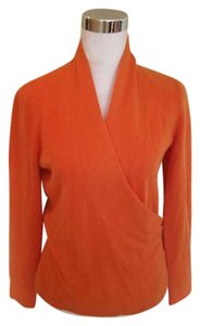 Saks Fifth Avenue Cashmere Long Sleeve Sweater