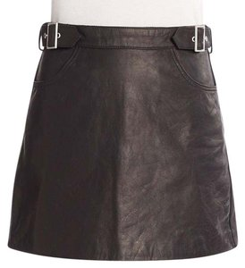 Rebecca Minkoff Mini Skirt Black