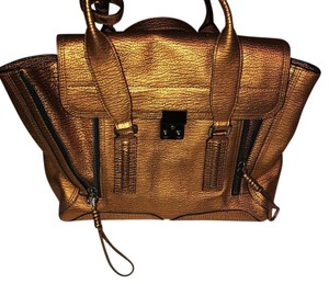 3.1 Phillip Lim Satchel in Bronze