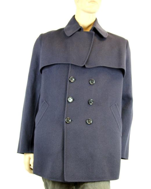 Item - Navy Blue Men's Cashmere Peacoat It 54/ Us 44 270595 4015 Groomsman Gift