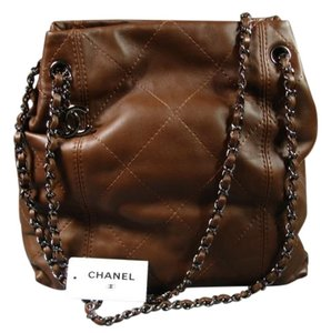 Chanel New Silver Hardware Shoulder Bag