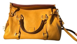 Dooney & Bourke Satchel in Sunflower