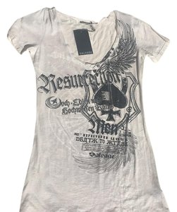 Salvage T Shirt White