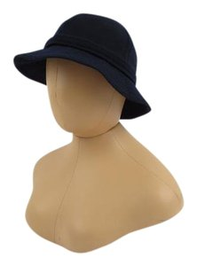 Givenchy GIVENCHY navy wool BUCKET HAT mint condition SIZE SMALL